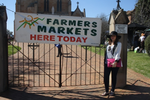 Mudgee's Farmers Markets